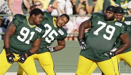 Packers Defensive Line