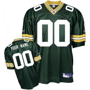 Packers Blank Jersey