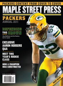 The 2011 Packers Annual from Maple Street Press