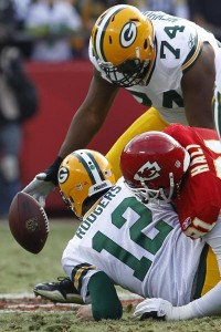 Packers lose to the Chiefs - Quest for undefeated season is over
