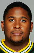 Packers offensive tackle Marshall Newhouse