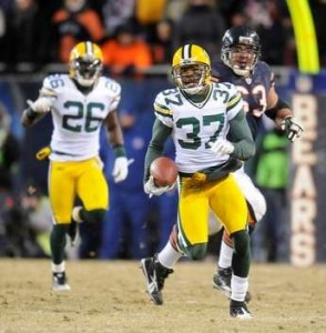Sam Shields - Green Bay Packers defensive back