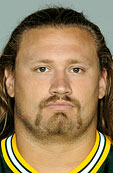 Packers offensive lineman Josh Sitton
