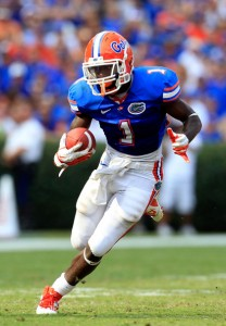 NFL Draft Profile: Florida RB/WR Chris Rainey