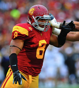 Green Bay Packer Draft Pick Nick Perry USC