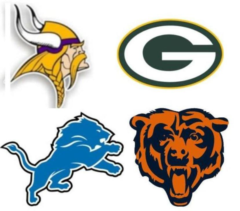 NFL NFC North Division