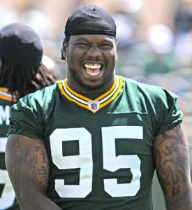 Green Bay Packers Anthony Hargrove