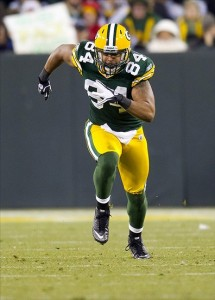 Packers Tight End DJ Williams