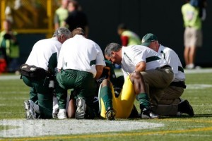 Packers fail training camp physicals - injuries