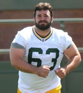 Packers C Jeff Saturday