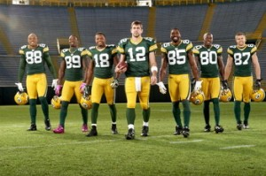 Green Bay Packers Passing Offense