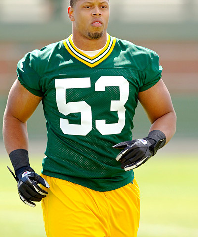 Packers Linebacker Nick Perry
