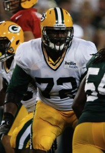 Packers LT Herb Taylor