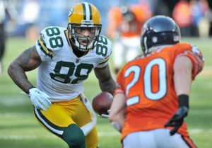 Jermichael Finley has been at his best against Chicago
