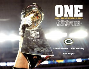One - The official Commemorative of the Super Bowl XLV Champion Green Bay Packers