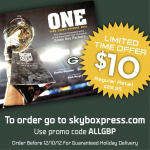 One - The Official Commemorative book of the Super Bowl XLV Champion Green Bay Packers