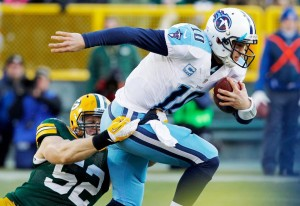 Clay Matthews vs. Tennessee Titans