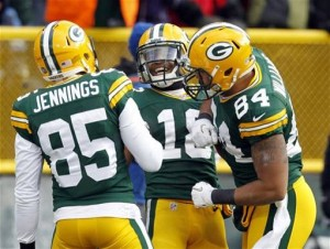 The Packers are playing well right now. Are they the best team in the NFC?