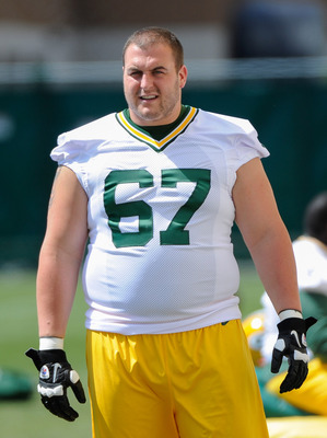 Packers RT Don Barclay