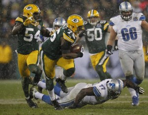 Packers Mike Daniels Fumble Recovery TD