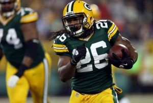 Packers RB DuJuan Harris