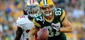 Jordy Nelson is probable for Saturday against the 49ers.