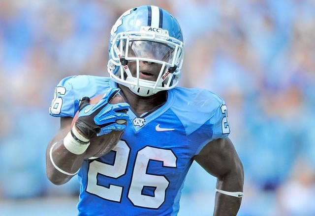 North Carolina RB Giovani Bernard