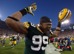 Packers DL Jerel Worthy