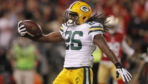 Packers RB DuJuan Harris will surely be back with the Pack in 2013.