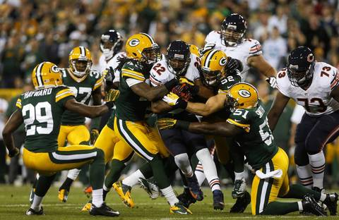 Green Bay Packers defense