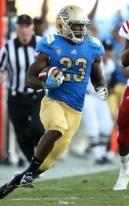 UCLA RB Johnathan Franklin