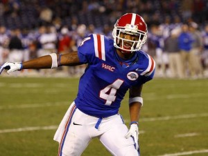 Louisiana Tech WR Quinton Patton
