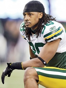 Packers CB Tramon Williams