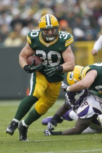 John Kuhn is a fan favorite. But is the fullback in danger of being a camp casualty this summer?