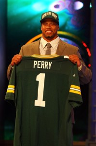 Packers Nick Perry - Time to Step Up.