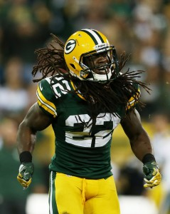 Packers Safety Jerron McMillian