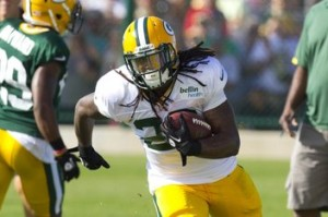 Packers RB Alex Green could have the most to lose among third-year players.