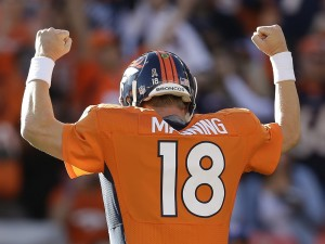 Peyton Manning quarterbacked TouchedByTedThompson to the 2012 league Championship. It's now time for another season.