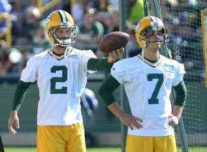 Packers Kickers Crosby and Tavecchio