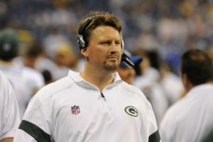 Packers quarterbacks coach Ben McAdoo was appointed to his role in 2012, despite having no prior experience at the position.