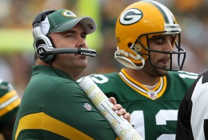 Mike McCarthy Aaron Rodgers Offense Creativity