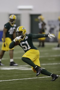 Nate Palmer Green Bay Packers