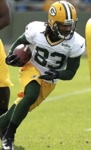 Packers WR Tyrone Walker had a strong preseason, and now he's back for another run with the team.