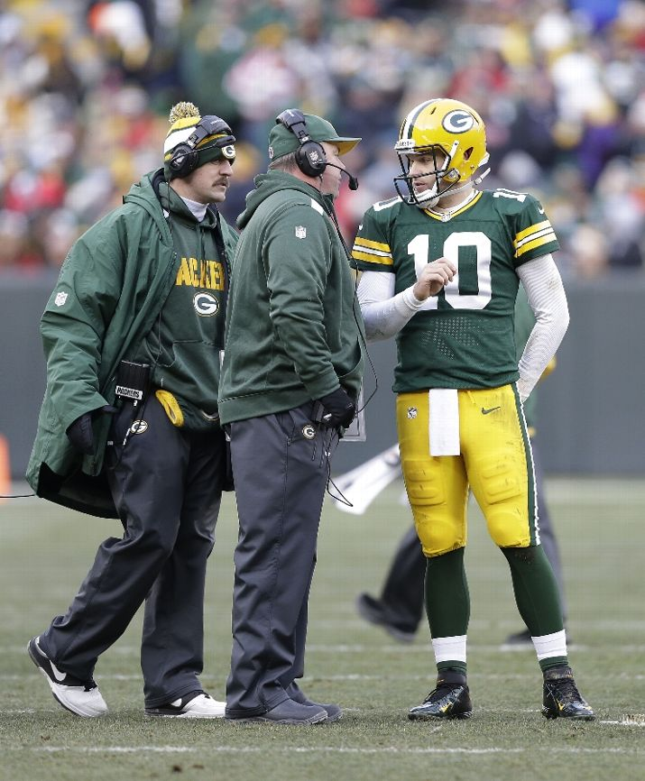 Matt Flynn led a fiery comeback for the Packers. And in some ways, the tie is a win.