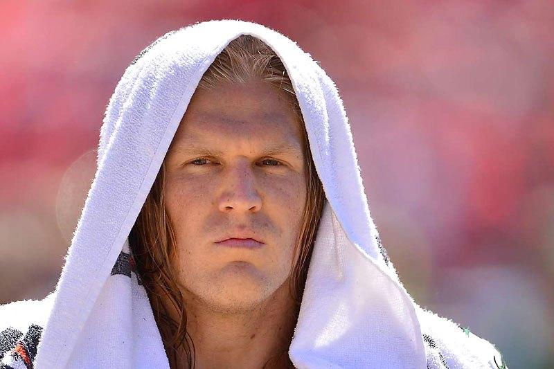 Clay Matthews towel