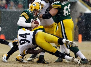 Packers Matt Flynn vs. Pittsburgh Steelers