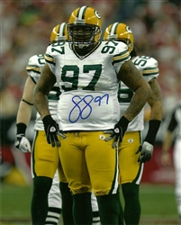 Win a Johnny Jolly Autographed photo.