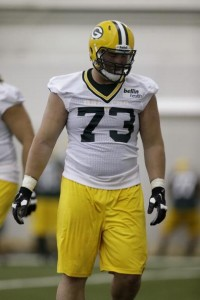 JC Tretter is looking to become the fourth starting center to begin the season for the Packers since 2008.