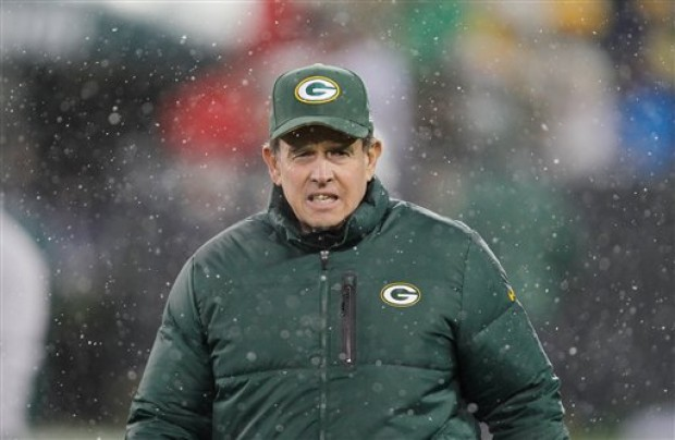Green Bay Packers defensive coordinator Dom Capers is known for his elaborate zone coverages.