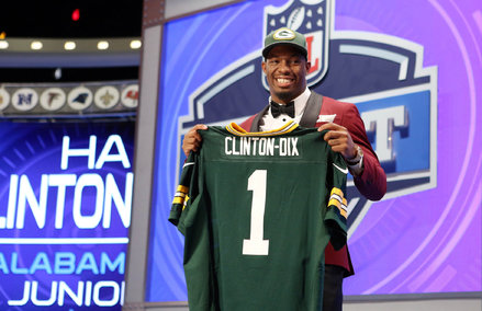 New Packers safety Ha Ha Clinton-Dix